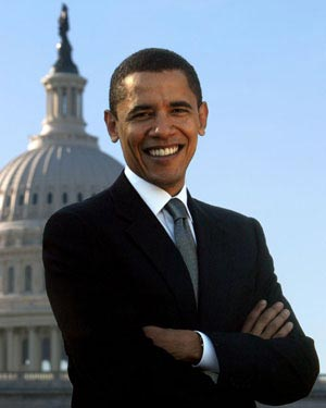 Barack Obama beautiful wallpaper Pictures - 1