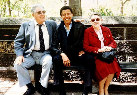 Barack Obama's Grandparents