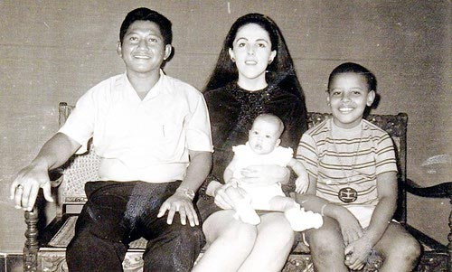 Barack Obama's stepfather Lolo Soetoro