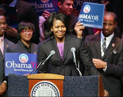 Michelle Obama - Barack Obama net!